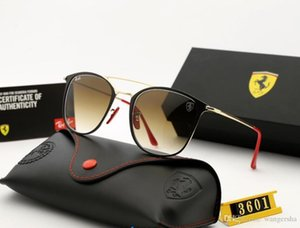 2019 мода новый продукт вождения автомобиля солнцезащитные очки для мужчин и женщин градиент закаленное стекло ослепительная линза