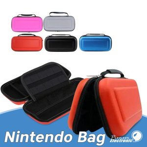 For Nintendo Switch Box Carry Case with Handle Console Game Hard Case Switch Lite Protective Bag EVA Protective Hard Travel Carrying case