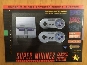 Super NES Mini classica console di gioco per NES Classic Retro TV Video Game Console MINI SNES