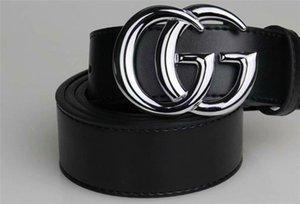 Acessórios Casa Moda Belts Acessórios detalhe Correias Produto Atacado 20 cores de 2018 Design Homens Belt e moda cintos Genu