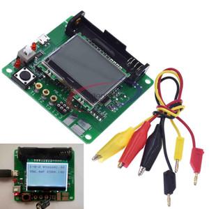 Versão 3.7V do indutor-capacitor medidor ESR DIY MG328 multifuncional medidor de resistência testador