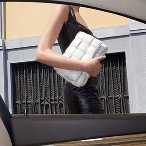 Дизайнер-кожаный конверт сумка Роскошные Сумки женские сумки дизайнерские мягкие кассеты для женщин 2020