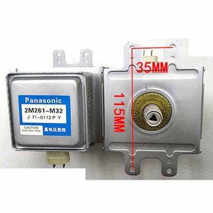 bon travail pour le magnétron de four à micro-ondes pour 2M261-M32 = 2M236-M32 Pièces de four à micro-ondes Magnetron