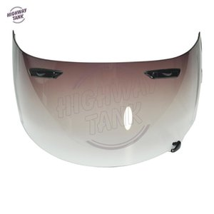 new Brown Motorcycle Full Face Helmet Visor Lens Case for ARAI RR5 RX7-GP Quantum ST RX-Q Chaser-V Corsair-V Axces 2