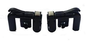 100 pairs Bıçaklar out kuralları Survival mobil oyun Yangın düğmesi amacı oyun tetik L1R1 Shooter denetleyici PUBG V3. 0 Gamepad