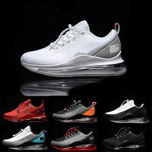 검정, 흰색 빨간색 성장 캐주얼 공기 360 반사 트레이너 신발 남성 여성을 실행하는 유틸리티 (72C)의 남성 디자이너를 실행 오렌지 스포츠 운동화 36-45