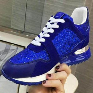 Luxury Designer Flashing pink color casual shoes Women MEN Designer sneakers brand men WOMEN shoes genuine leather AS1