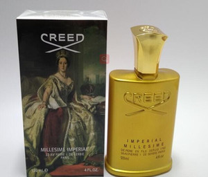 2018 Hottest Golden Edition Creed Perfume Millesime Imperial Fragrance Unisex Perfume for men & women 100 ml free shipping