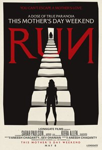 Run poster silk Art new movie 01