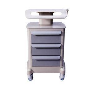 Vendite Calde! Trolley Stand per cavitazione rf bellezza sottile macchina Metallo Ferro bellezza Trolley Spa Salon Parrucchiere carrello di rotolamento