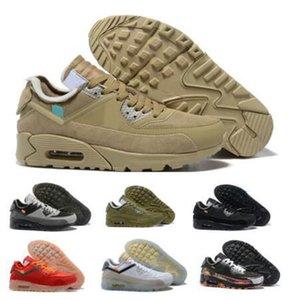 Hot 90 90 Off Desert Ore Chaussures de course chaussures de sport pour femmes des hommes Airo Brown 2020 Nouvelle arrivée Mode Mesh Chaussures Baskets sport Scarpe