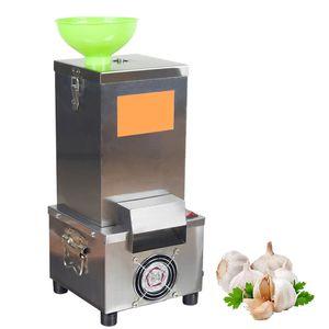 BEIJAMEI New condicionador de aço inoxidável para casa comercial alho descascador de alho máquina elétrica da seca peeling para venda