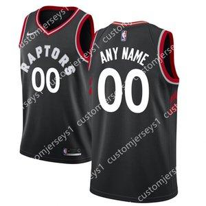 2020 HombresTorontorapacesSwingman Jersey de encargo del icono Edición de baloncesto Ciudad jerseys 04
