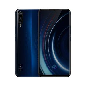 """Оригинальный сотовый телефон VIVO IQOO 4G LTE 6 ГБ ОЗУ 128 ГБ ROM Snapdragon 855 Octa Core Android 6,41 """"13-мегапиксельная идентификация отпечатка пальца OTG NFC Smart Mobile Phone"""