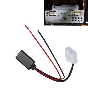 Stereo Car Electronics Acessórios para carro Bluetooth Adapter Kit Áudio Stocks Aux Radio Receiver Cabo Para M6in