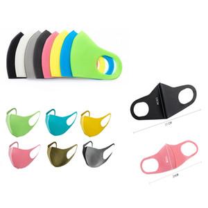 Candy-Colored Sponge Masken individuell Erwachsener Kind Masken Wrapped Dreidimensionale Staubdichtes windundurchlässiges Masken XD23453
