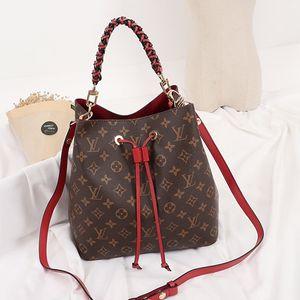 Louis Vuitton LV Kadın Messenger Çanta Lüks Tasarımcı çanta Kepçe Muria Lüks Omuz Totes Artwork Deri Bırak Gemi Bolsos de mujer Bolsos Crossbody