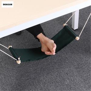SGODDE благосостояние офис досуг домашний офис подставка для ног стол ноги гамак серфинг интернет Хобби отдых на открытом воздухе Y200327