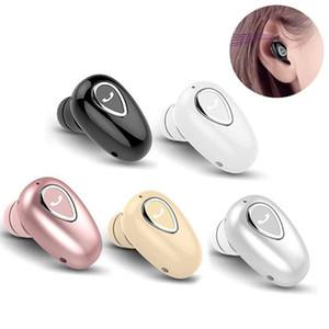 YX01 Мини Bluetooth 4.1 Наушники Heapdhone беспроводные стерео наушники-вкладыши гарнитура Talk Single Спортивные наушники с пакетом