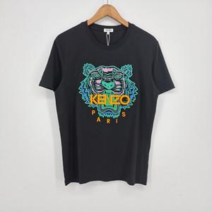 2020 New Hot Sale Marque Shirt Designer Femmes Hommes Tiger T-shirt Fashion Casual Printemps T-shirts d'été de haute qualité T-shirt 4eee 20032801W