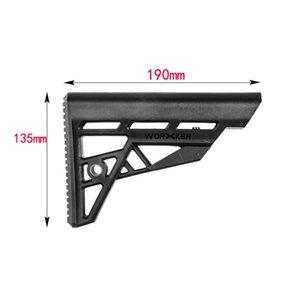 Worker Mod F10555 Schulter Stock Adapter Befestigung für Nerf Stryfe Spielzeug