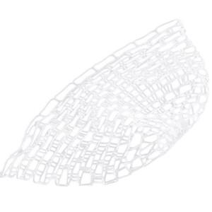 Líquido de borracha meio Perímetro 50 CM substituível rede de pesca para pesca Landing grande malha não ferir a engrenagem de peixe Acce