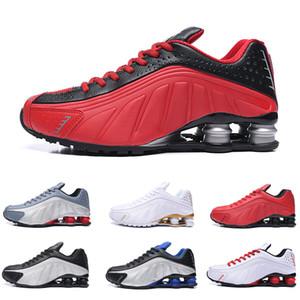 R4 Frapper Argent métallisé plus large pour les hommes en cours d'exécution baskets de sport chaussures