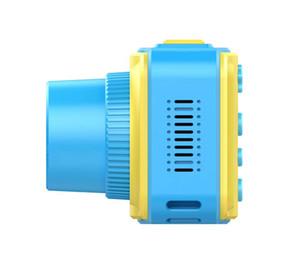 Детская HD-камера 2,0-дюймовый ЖК-дисплей поддерживает карту памяти 32 ГБ Режим фотосъемки 200 000 пикселей Запись видео, игры, игрушки