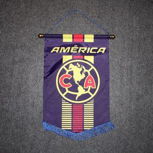 Club America Bandiere Cinque vendita a pronti bandierina all'ingrosso