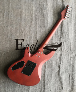 Eagle. Butterfly electric guitar, electric bass Custom Shop Single-shake Blue Flame Maple Veneer 24 Electric Guitars in Stock