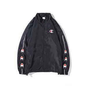 Casual Men Designer Jacket Moda Unisex Marca Chaquetas Con Capucha de Lujo Para Mujer Para Hombre Streetwear Windbreaker Jacket Tops Hombres Escudo
