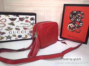LuxuryMen voyage Sacs femmes sac à main en cuir véritable cuir Keepall 45 Sacs à bandoulière totes 308364 taille 21 * 15 * 7cm