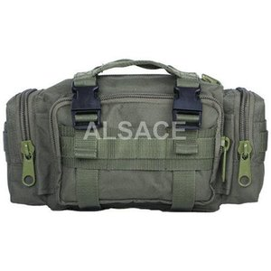 """Outdoor Tactical gear 100% Polyester Wargame and Airsoft equipement ALW-01 """"Patrolman"""" Waist Bag"""