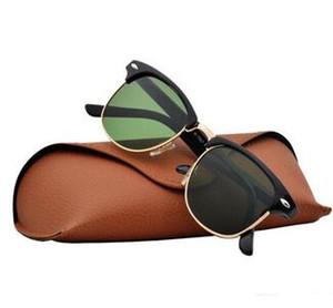 Fashion Designer Sunglasses High Quality Metal Hinge Sunglasses Men Glasses Women Sun glasses UV400 lens Unisex