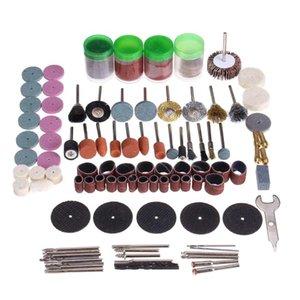 Профессиональные буровые биты 161 шт. Шлифовальные полировочные комплекты Mini Multi Multi Rotary Tool Аксессуары для вращения Micro