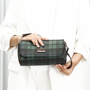 Eski ayakkabıcı En kaliteli Bez Küçük Çanta Kadın Shell çanta zincir Klasik Eğimli omuz çantaları moda Kaplı tuval 40718 Ücretsiz sunun