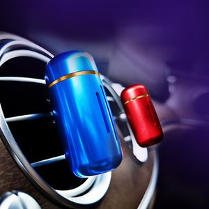 Otomatik Araç Çıkış Hava Fresher Otomotiv İç Çok Amaçlı Parfüm