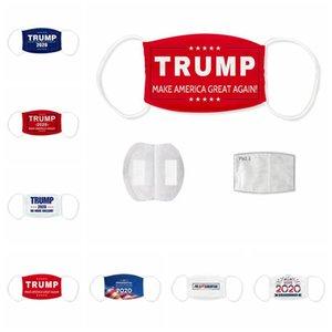 ترامب قناع الوجه ورقة رابحة 2020 الوجه حماية MAGA إبقاء أمريكا العظمى 2020 الانتخابات الرئاسية التصويت قابلة لإعادة الاستخدام الغبار LJJK2171 قناع الوجه