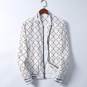 2g New Fashion Brand Jacket Men Winter Autumn Slim Fit Mens Designer Clothes Red Men Casual Jacket Slim Plus Size M-3XL