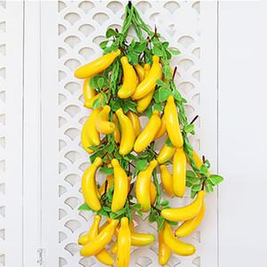 50cm-58cm Artificial fruits artificial food vegetable fruit red pepper fake lemon home restaurant kitchen garden art decoration