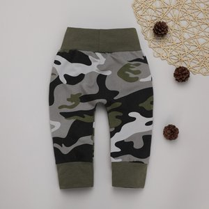 Kids Baby Clothes Set Military Style Newborn Infant Baby Boys Hoodie T Shirt Tops+ Camouflage Pants Outfits Set New In 2019