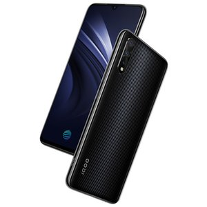 "Vivo d'origine iQOO Neo 4G LTE Cell Phone 8 Go RAM 64 Go ROM Snapdragon 845 Octa base 6,38"" Plein écran 12MP ID d'empreintes digitales Smart Mobile Phone"