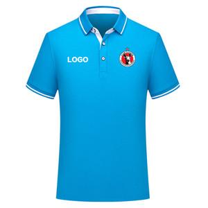 club tijuana 2020 Negócios POLOS casuais camisa confortável homens futebol POLO homens futebol polo de manga curta treinamento camiseta polo