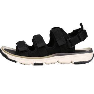 HUMTTO été en plein air Hommes Femmes Randonnée Sandales antidérapante Chaussures Alpinisme respirante à séchage rapide crochet boucle sandales de plage