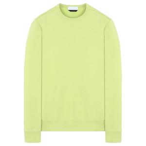 kapşonlu hip hop 62720 Crewneck SWEATSHIRT Uzun Kollu T Shirt Basit Katı Kazak Moda Kazak Süveter Sportwear