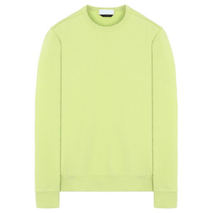 Hoodie Hip Hop 62720 Crewneck Sweatshirt Manga Longa T Shirt Simples Sólido Moletom Moda Pullover Sportwear