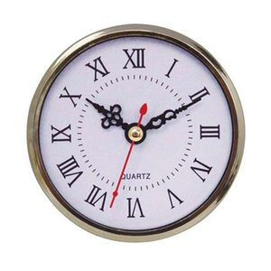 Moda 90mm Mini takın Saat İzle Japon PC12888 Kuvars Hareketi Altın / Gümüş Plasatic YUKARI Saat takın Romen Rakamları Saatler Aksesuarlar