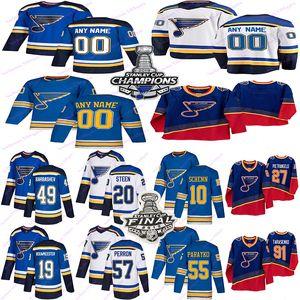 St Louis Blues pullover 50 Binnington 99 Wayne Gretzky 90 Ryan O'Reilly 27 Alex Pietrangelo Personalizza qualsiasi numero qualsiasi maglia nome hockey