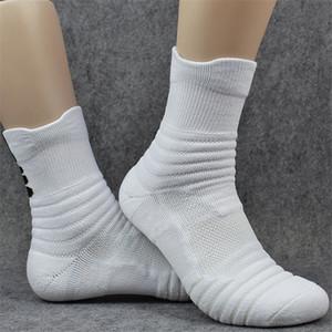 Man Basketball Socks Simple Leg Warmers Thick Velour Athletic Socks 2020 Men Palka Dot Socks Tops