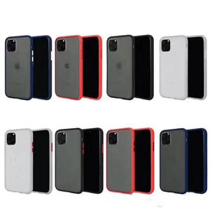 2 IN 1 PC + TPU colorfull Telaio antiurto cassa del telefono per nuovo iPhone 11 XR XS Max Rimuovi Soft Cover posteriore di protezione completo per Samsung Huawei